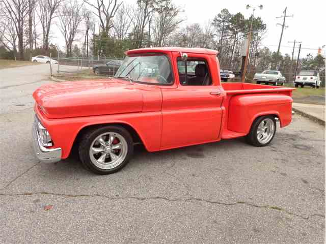 1963 Gmc 1/2 Ton Pickup Step Side | 956221