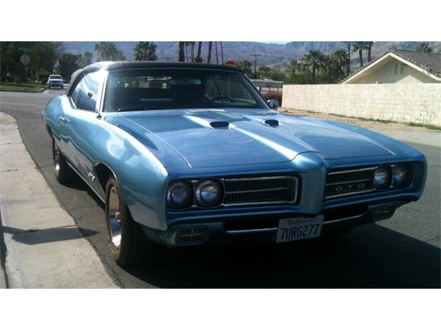 1969 Pontiac GTO   956225