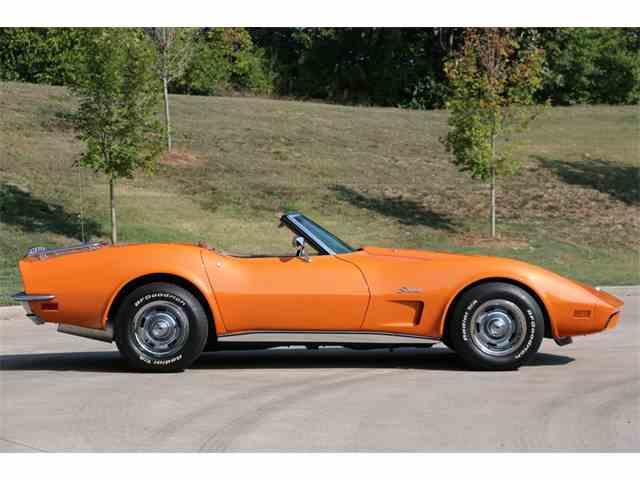 1973 Chevrolet Corvette | 956229