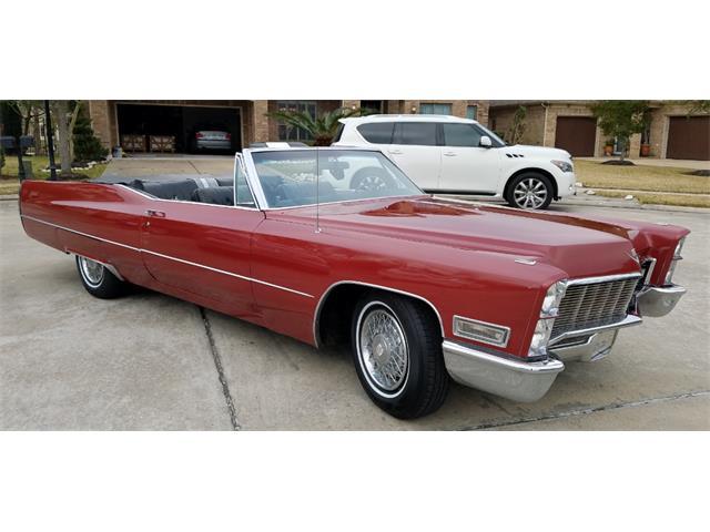 1968 Cadillac DeVille | 950623