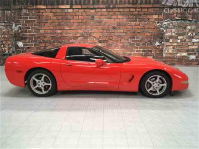 2004 Chevrolet Corvette | 956230