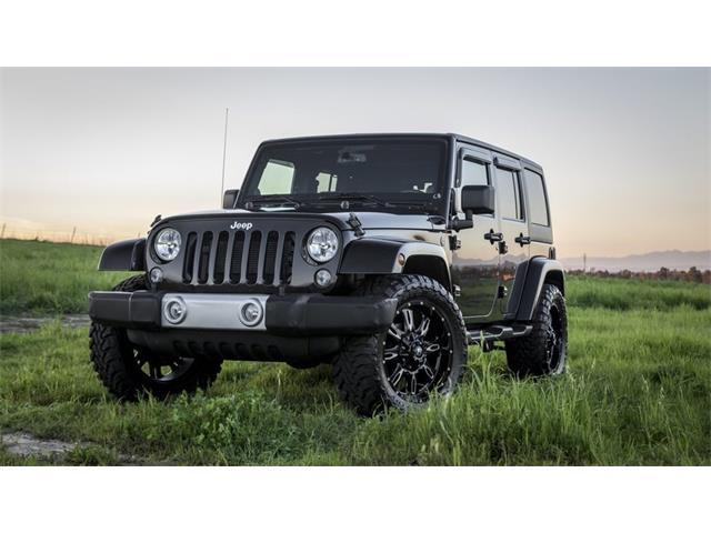 2014 Jeep Wrangler   956235