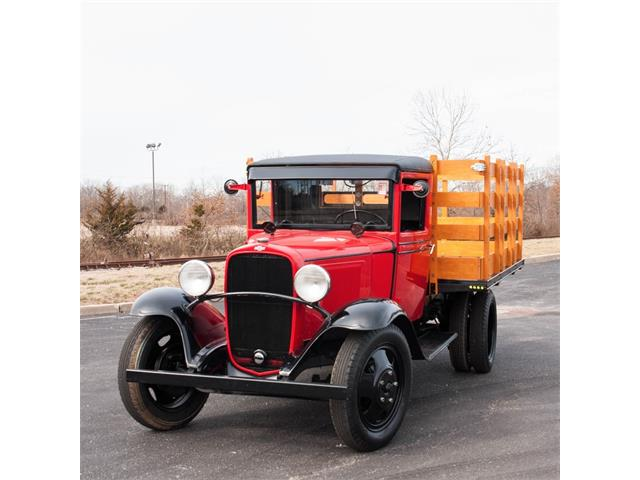 1933 Chevrolet Master 1/2 Ton Stakebed | 956243