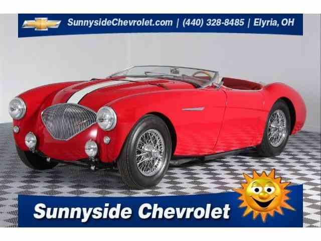 1953 Austin-Healey Roadster | 956248