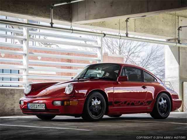 1990 Porsche 911 Carrera 4 | 956254