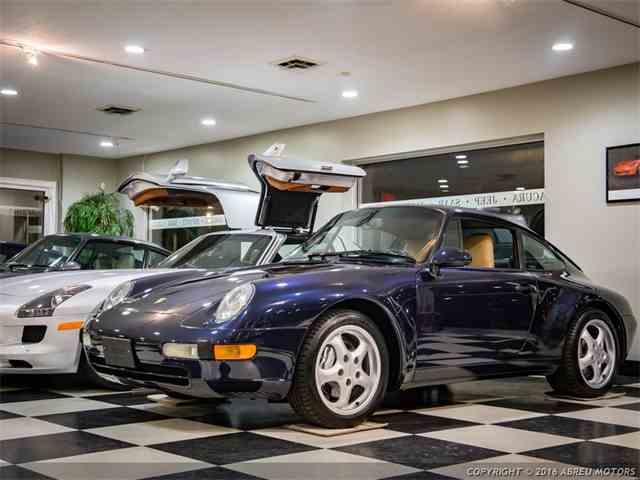1995 Porsche 911 Carrera 4 | 956255