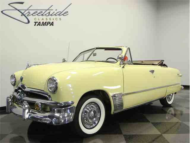 1950 Ford Convertible | 956256