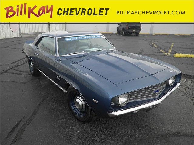 1969 Chevrolet Camaro | 956260