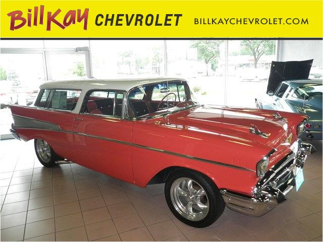 1957 Chevrolet Nomad | 956264