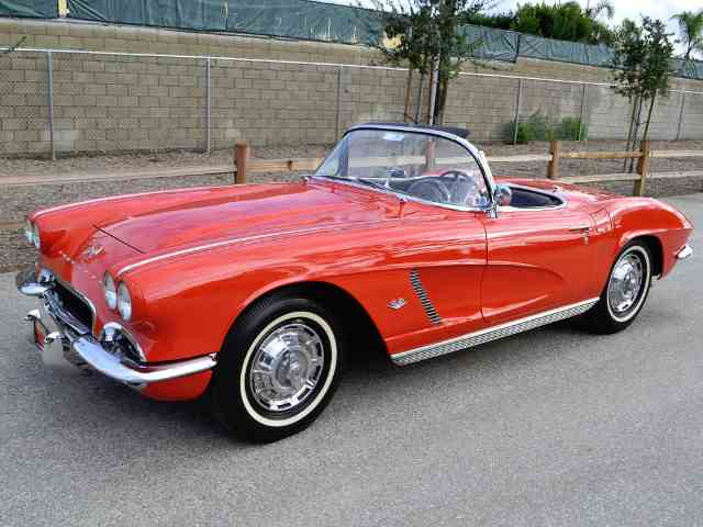 1962 Chevrolet Corvette | 956286