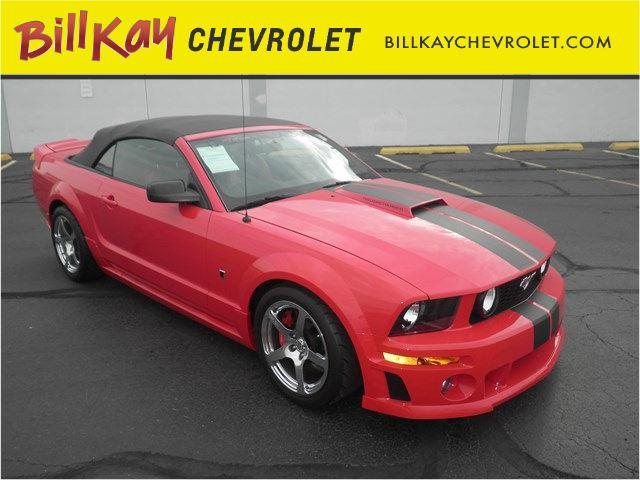 2007 Ford Mustang | 956296
