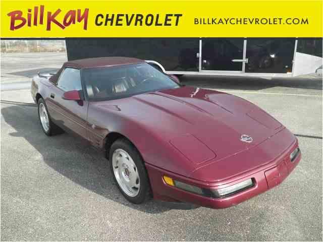 1993 Chevrolet Corvette | 956301