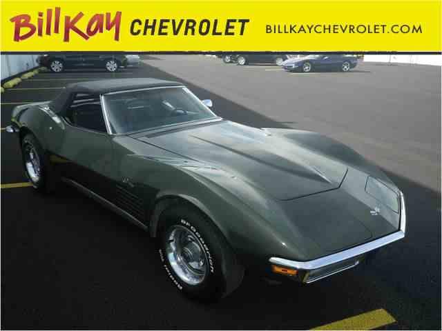 1970 Chevrolet Corvette | 956305