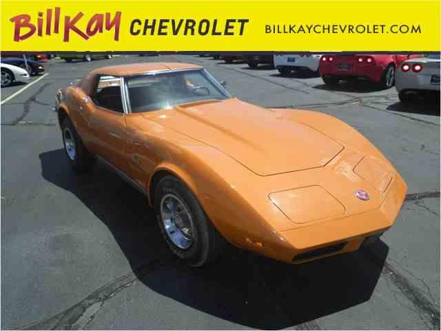 1973 Chevrolet Corvette | 956308