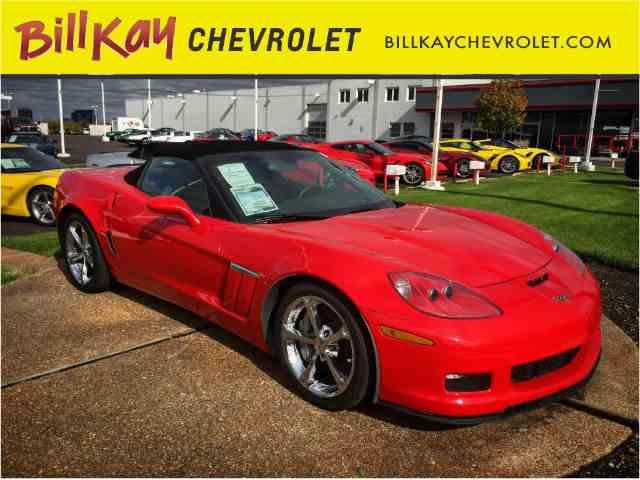 2011 Chevrolet Corvette | 956309