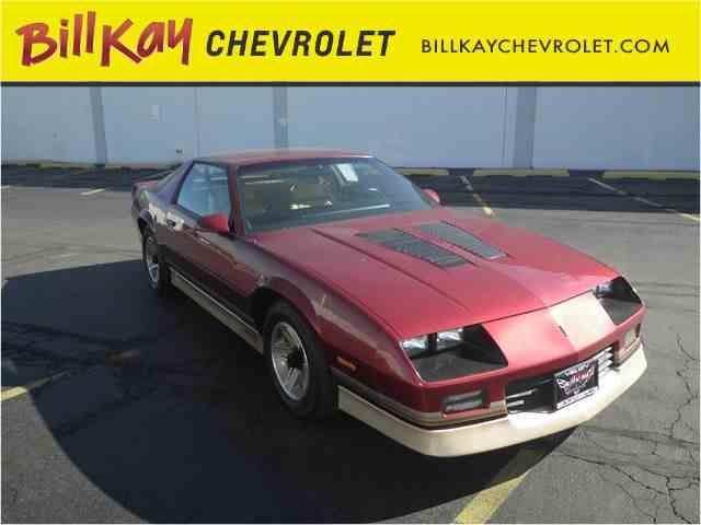 1987 Chevrolet Camaro | 956310
