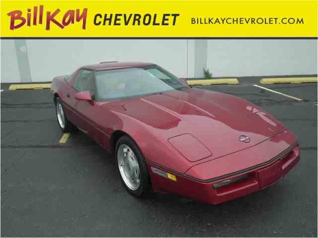 1989 Chevrolet Corvette | 956323