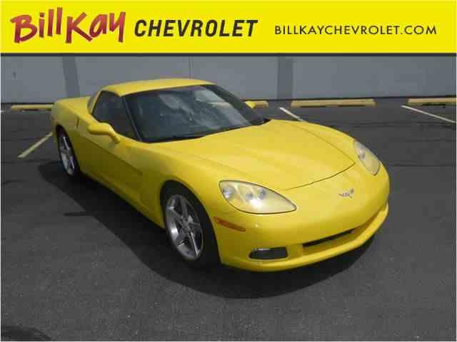 2006 Chevrolet Corvette | 956327