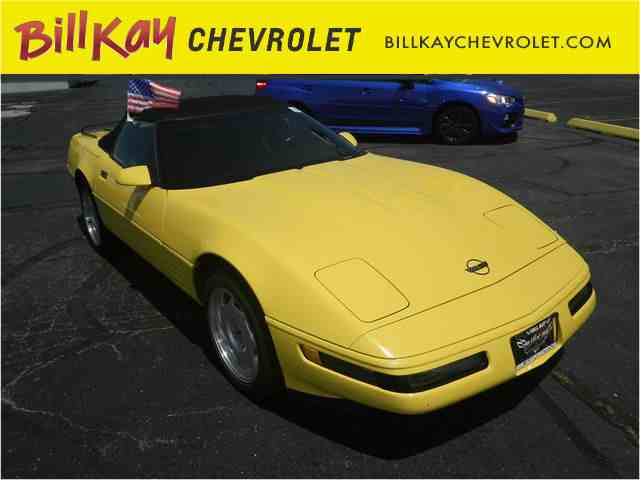 1992 Chevrolet Corvette | 956328