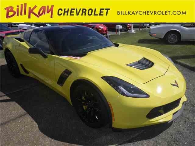 2016 Chevrolet Corvette | 956337