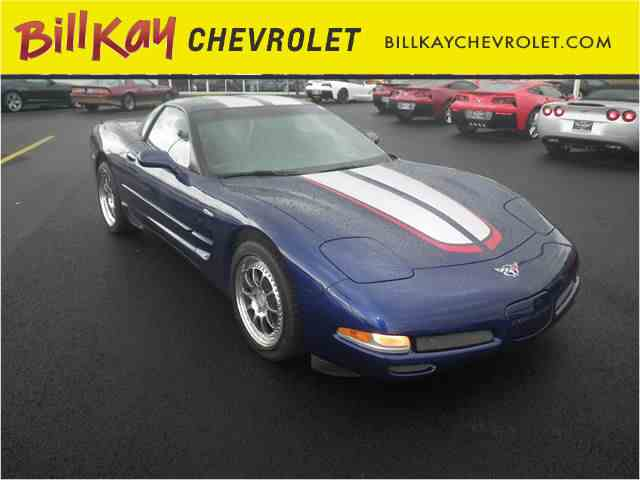 2004 Chevrolet Corvette | 956350