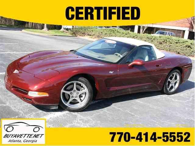 2003 Chevrolet Corvette | 956364