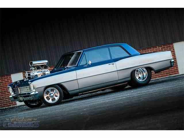 1966 Chevrolet Nova Pro Street/Pro Touring | 956365