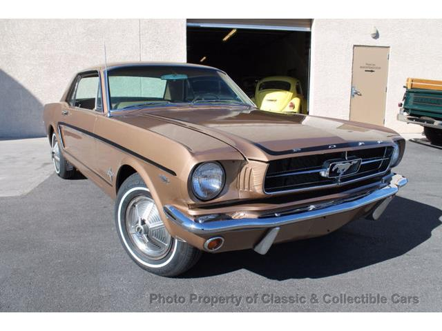 1965 Ford Mustang | 956366