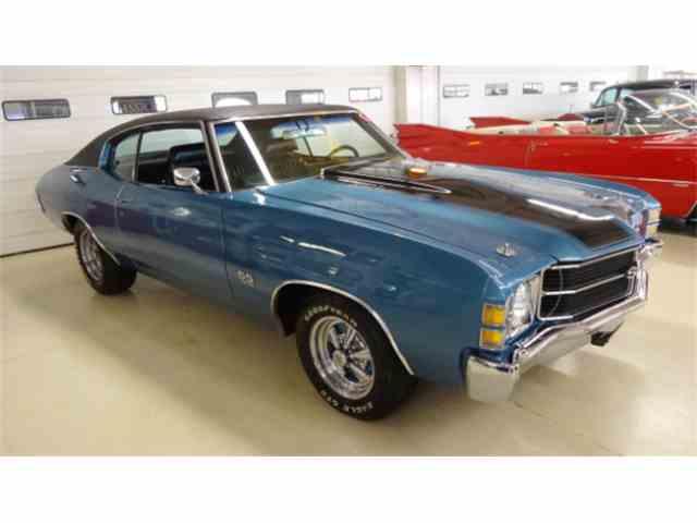 1971 Chevrolet Chevelle | 956368