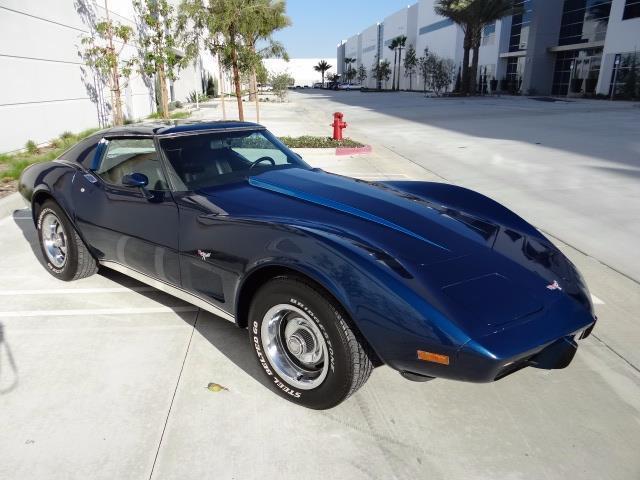 1977 Chevrolet Corvette   956378