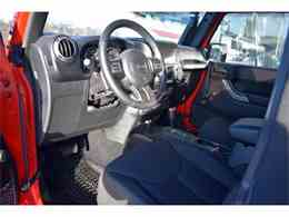 Picture of 2015 Wrangler located in Springfield Ohio - $34,900.00 Offered by Mershon's - KHY4