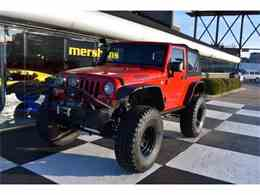 Picture of 2015 Jeep Wrangler located in Ohio - $34,900.00 - KHY4