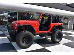 Picture of 2015 Wrangler - $34,900.00 Offered by Mershon's - KHY4