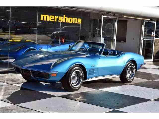 1970 Chevrolet Corvette | 956384