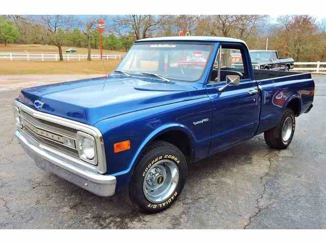 1969 Chevrolet Custom 10 | 956385