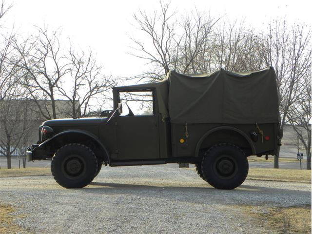1954 Dodge M37 Military Issue Weapons Carrier | 956389