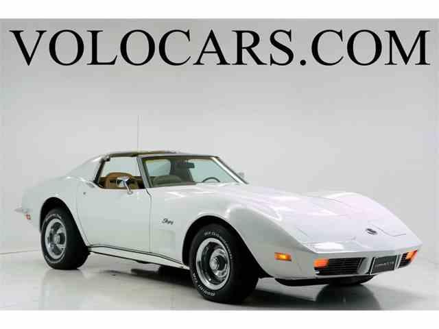 1973 Chevrolet Corvette | 956394