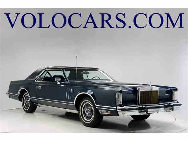 1979 Lincoln Continental Mark V | 956395