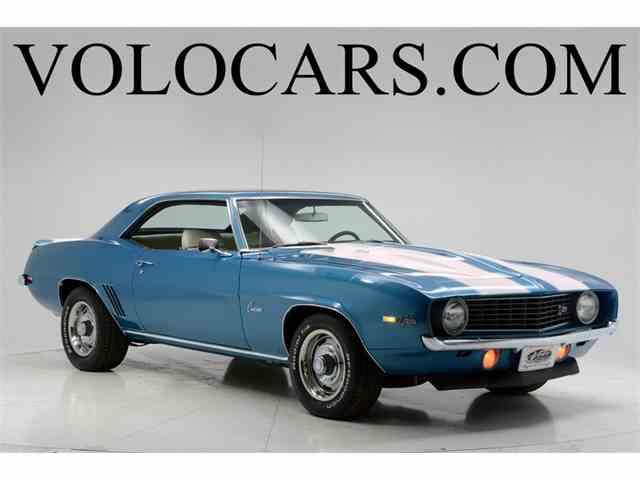 1969 Chevrolet Camaro Z28 | 956396
