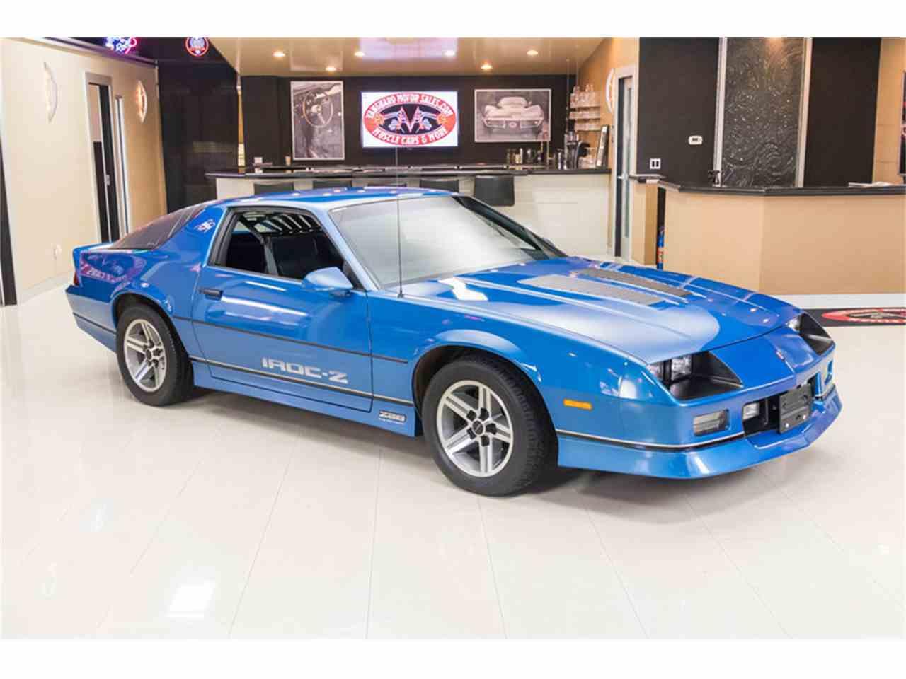 1987 Iroc Z Camaro >> 1985 Chevrolet Camaro IROC Z28 for Sale   ClassicCars.com   CC-956402