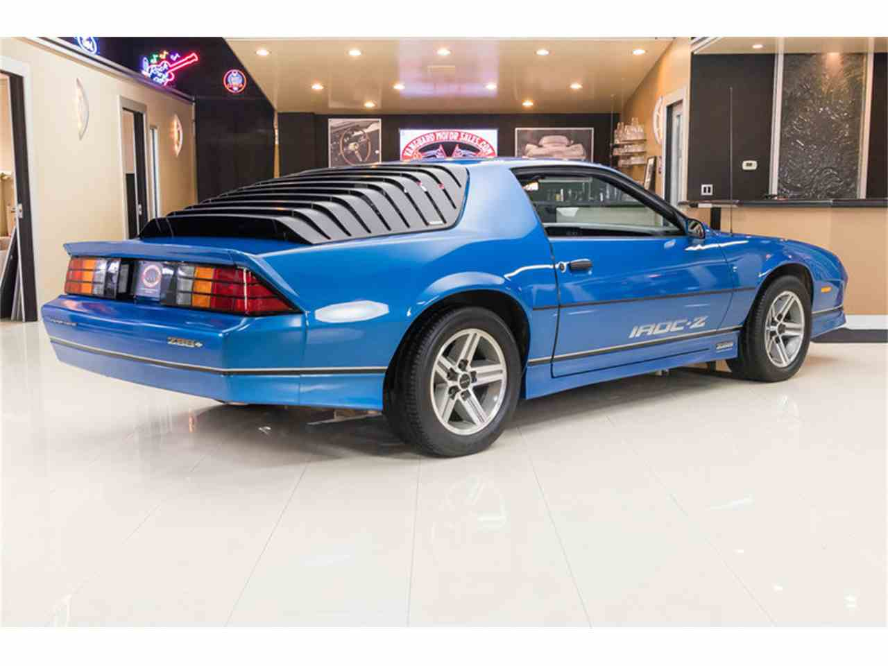 1985 chevrolet camaro iroc z28 for sale. Black Bedroom Furniture Sets. Home Design Ideas