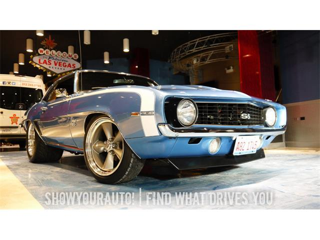 1969 Chevrolet Camaro SS | 956404