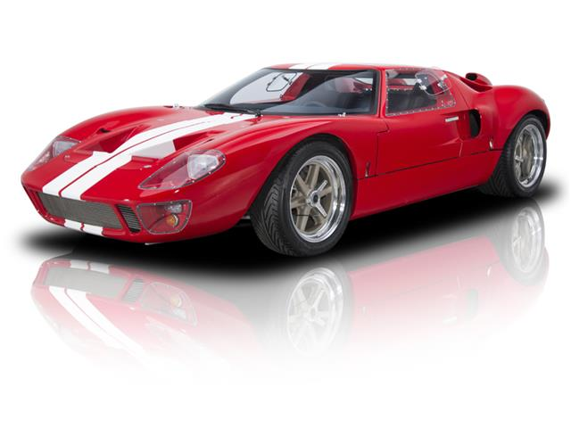1966 Ford GT40   956406