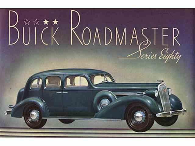 1936 Buick Roadmaster | 956407