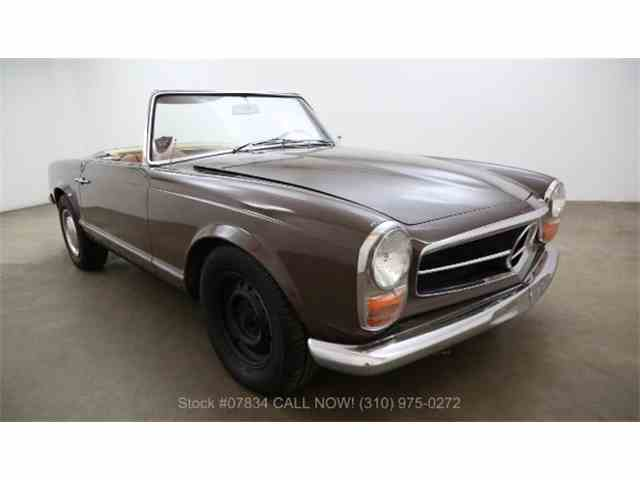 1965 Mercedes-Benz 230SL | 956410