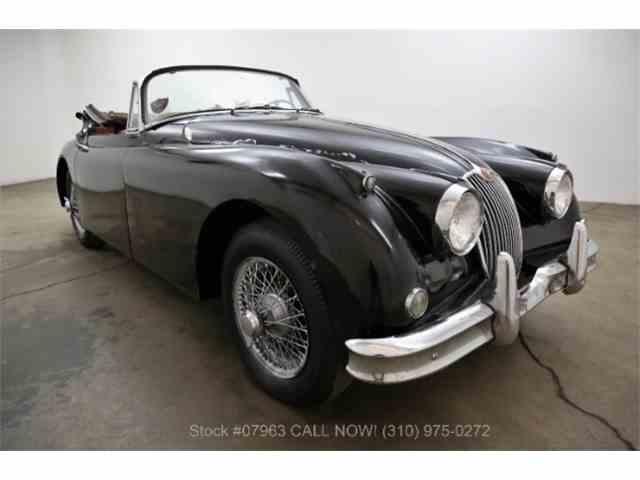 1958 Jaguar XK150 | 956411