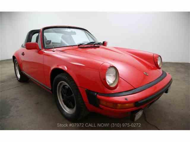 1981 Porsche 911SC | 956412
