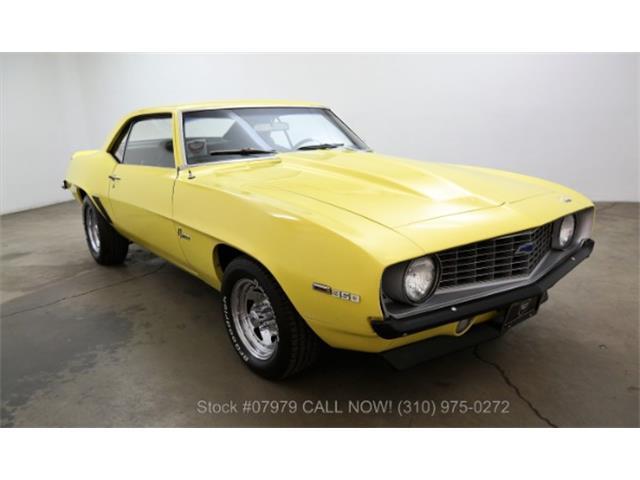 1969 Chevrolet Camaro | 956414