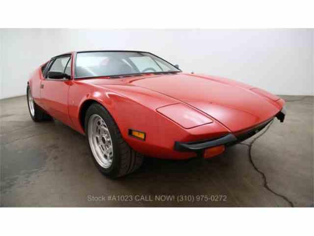 1971 DeTomaso Pantera | 956415