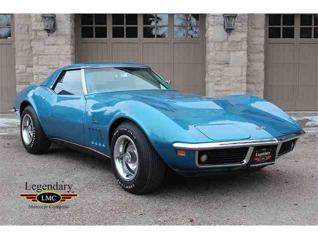 1969 Chevrolet Corvette | 956417